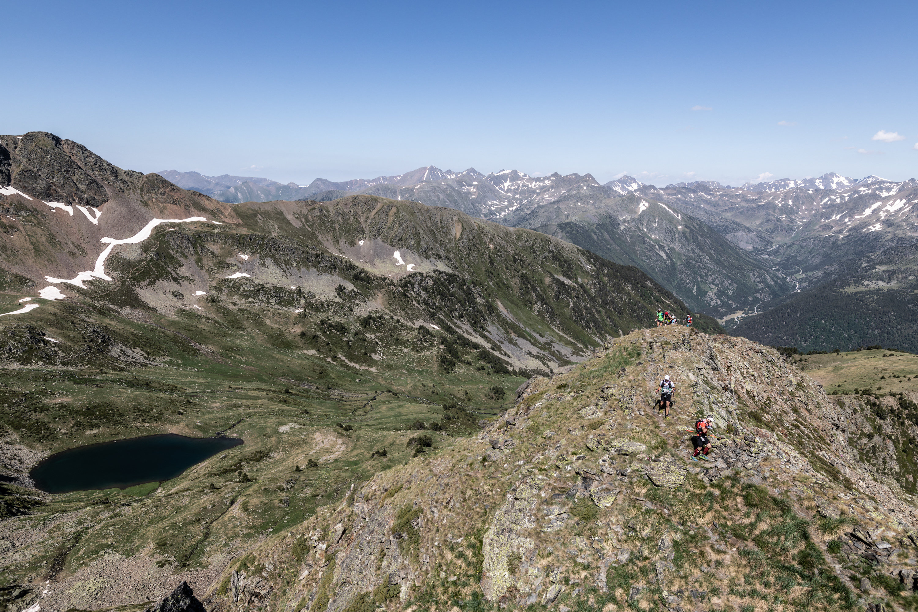 Registration closes for the most international Andorra Ultra Trail Vallnord with the most participants