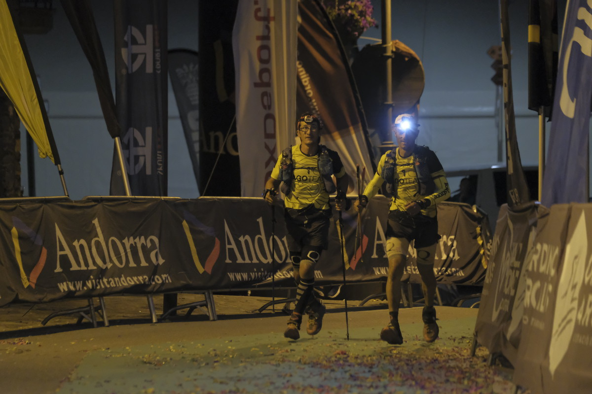 Un Andorra Ultra Trail Vallnord de récords