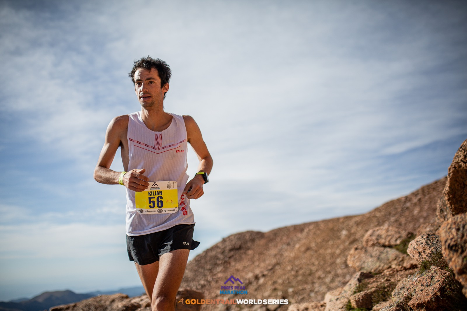 Kilian Jornet wins Pikes Peak for second time