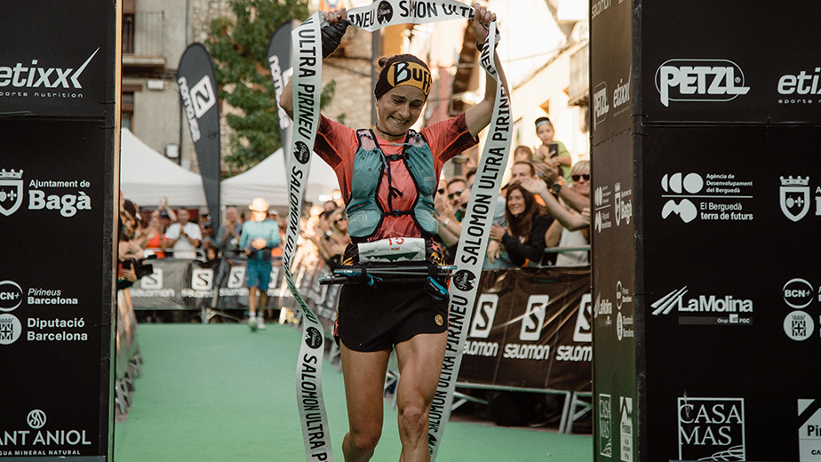 Perseverance rewards Dmitry Mityaev and Mònica Comas with the victory at the Salomon Ultra Pirineu