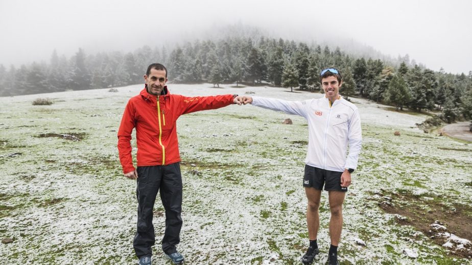 Kilometers, smiles and many emotions in the reencounter of the Salomon Ultra Pirineu
