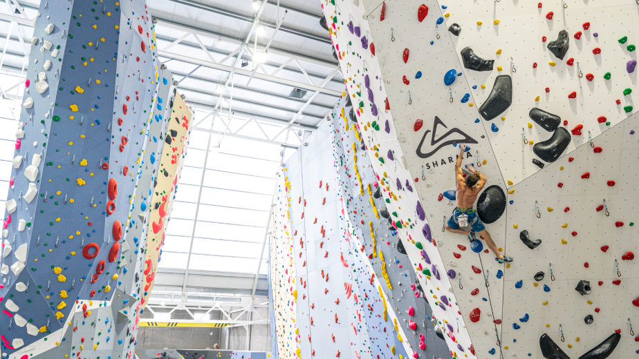 Sharma Climbing opens in Madrid